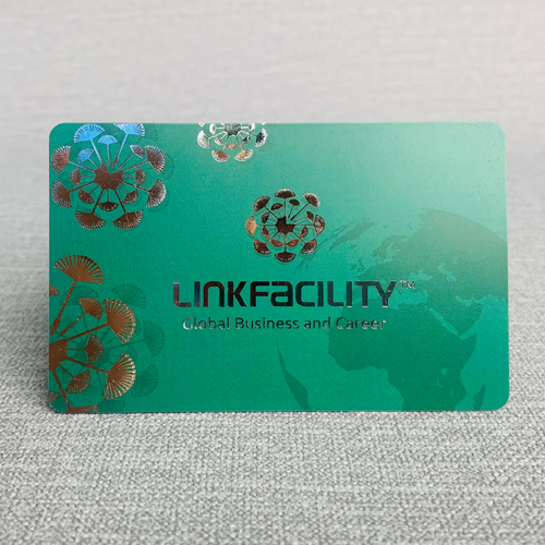 Customer printed manufacturer plastic loyalty membership VIP card