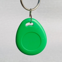 Laser Engraved Number 13.56MHz Fudan 1K chip RFID Key Fobs for Access Control