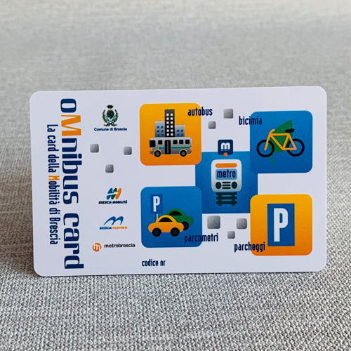 Free Sample Contactless Smart RFID MIFARE Classic 1K Card